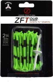 Zero Friction ZF Tour Golftees 69mm, grün