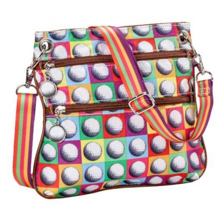 Sydney Love Crossbody Bag &quote;On the Ball&quote;