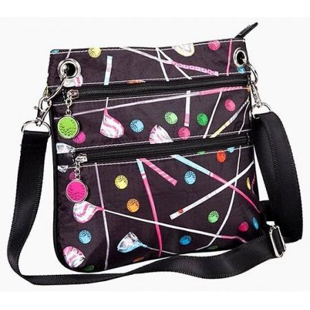 Sydney Love Crossbody Bag &quote;Driving me Crazy&quote;