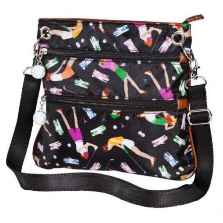 Sydney Love Crossbody Bag &quote;Lady Golfer&quote;