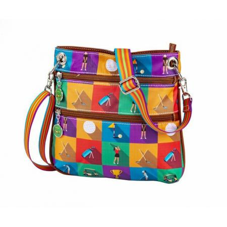 Sydney Love Crossbody Bag &quote;Championship Round&quote;