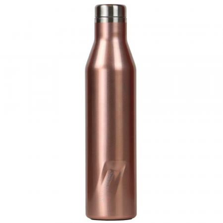 EcoVessel The Aspen Thermo Trinkflasche, 750ml, rosegold