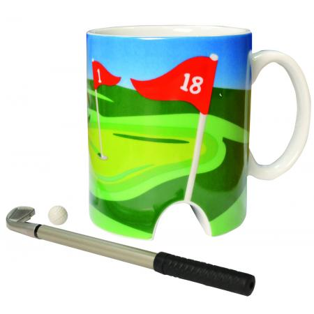 Golf Tasse Hole in One