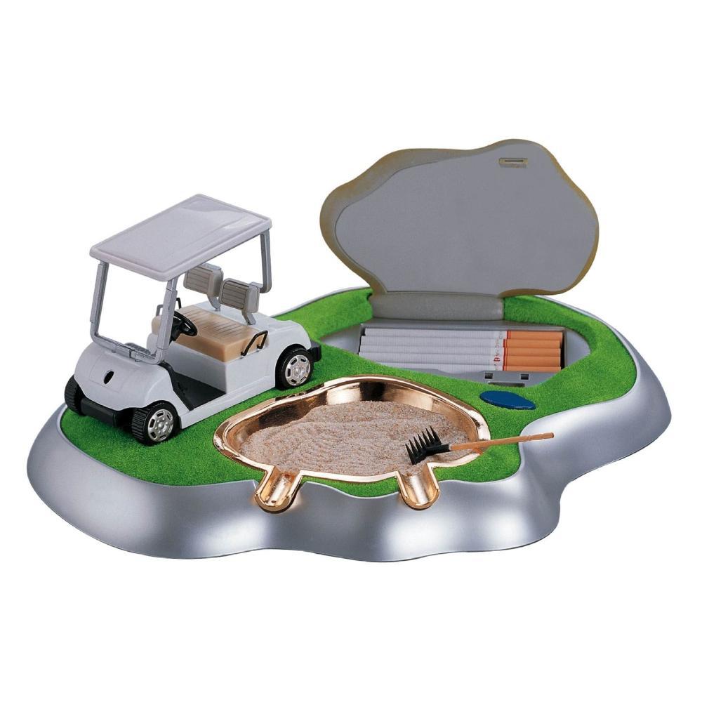 golf aschenbecher set. Black Bedroom Furniture Sets. Home Design Ideas