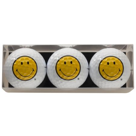 Golfball-Set &quote;Smiley&quote;