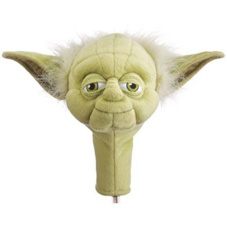 Star Wars Hybrid/Puttercover Yoda