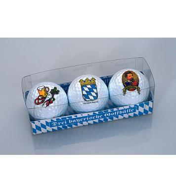 Golfball-Set Bayern