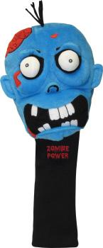 Blue Zombie Headcover