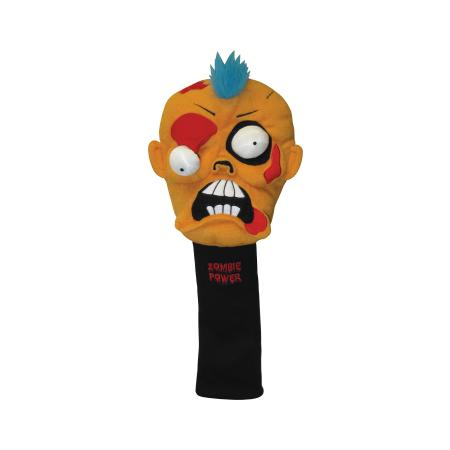 Orange Zombie Headcover