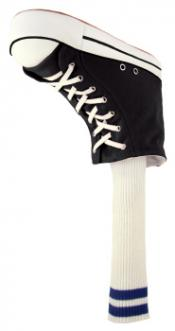 Sneakers Headcover, schwarz