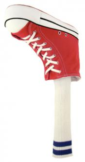 Sneakers Headcover, rot