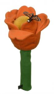 Orange Tulpe Headcover