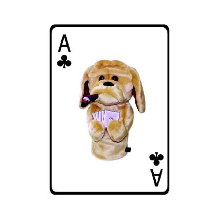 Poker Playing Dogs Headcover - Jagdhund