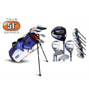 U.S. Kids Golf Tour Series Set TS 51, 130-137cm