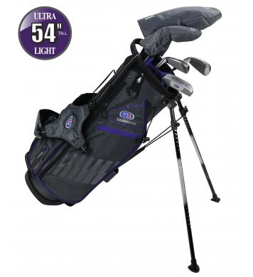 U.S. Kids Golf Starterset Ultralight UL54, 137-145cm