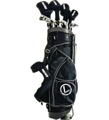 golf komplettset einsteigerset halbsatz. Black Bedroom Furniture Sets. Home Design Ideas