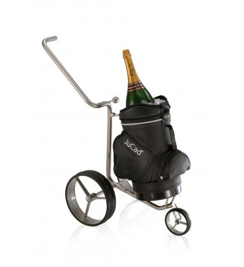 JuCad Champagner-Caddy