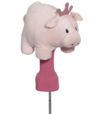 Pink Pig Headcover
