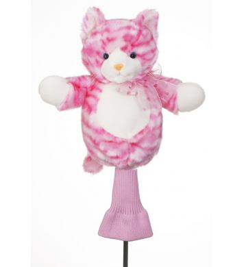 Pink Cat Candy Headcover