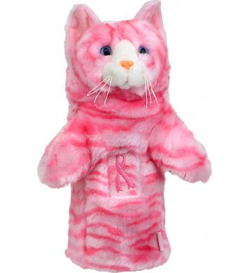 Calico Katze Headcover, pink