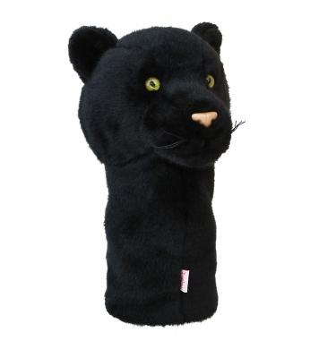 Schwarzer Panther Headcover
