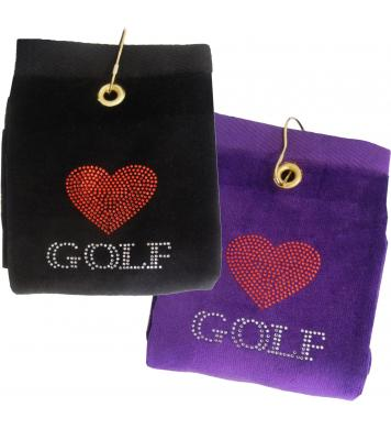 Navika Golftuch Love Golf