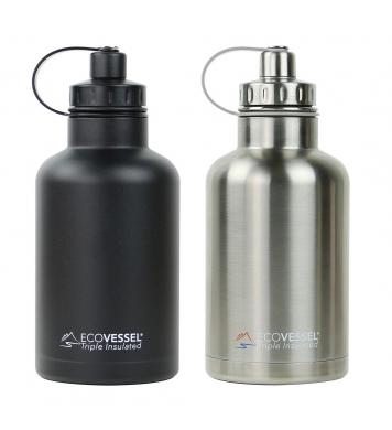 EcoVessel Boss Growler Thermo Trinkflasche 1900ml