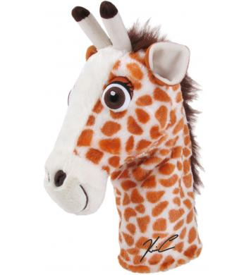 Kevin Chapell`s Champ Giraffe Headcover